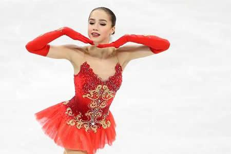 Zagitova gana oro olímpico cabalgando con Don Quijote a los 15 años