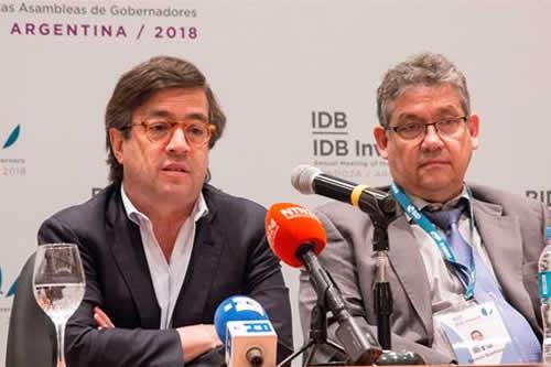 """El BID apuesta por la innovación en las ciudades y """"el regreso"""" de Argentina"""