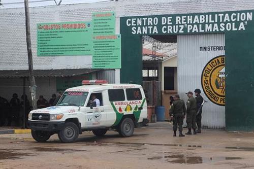 Quiroga: 40 internos de Palmasola fueron trasladados a otros penales