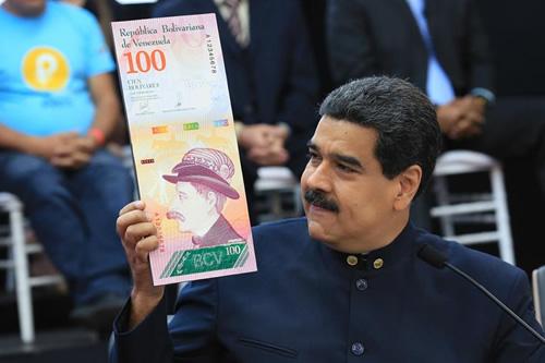 La reconversión monetaria de Maduro también enfrenta a Venezuela