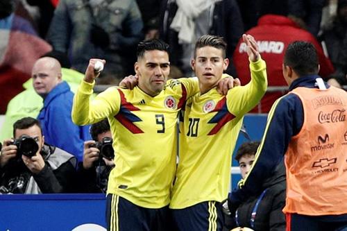 Colombia conquista el Estadio de Francia a tres meses del Mundial