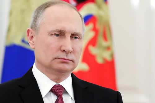 """Putin agradece a los rusos el """"histórico apoyo"""" recibido en las elecciones"""
