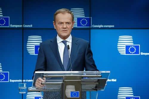 Los Veintisiete aprueban las directrices para la futura relación con R.Unido