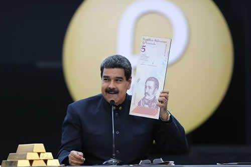 Maduro elimina 3 ceros al bolívar en medio de campaña para elecciones de mayo