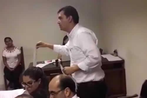 Gobierno apelará para que Leyes vaya a la cárcel