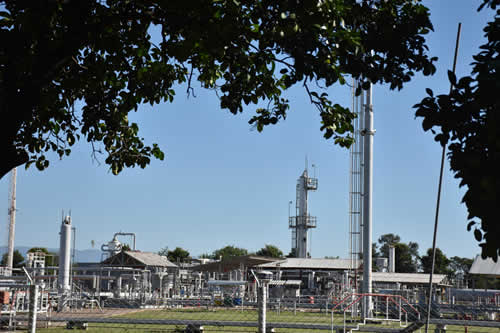 Sánchez calcula que reservas de gas certificadas alcanzarán a 10.45 TCF igual que en 2013