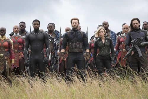 """""""Nunca se ha hecho una película así"""", afirman directores de """"Infinity War"""""""