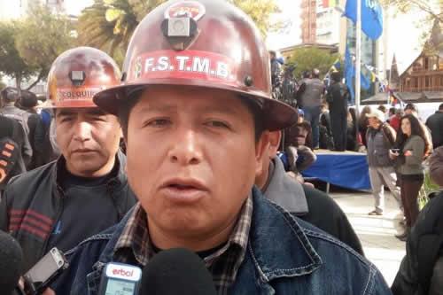 Huanuni: a 12 días de la explosión, la COB pide resultados de investigación