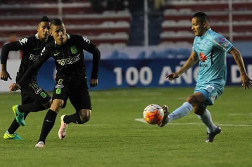 Callejón dice que Bolívar quiere repetir hazaña de vencer a Atlético Nacional