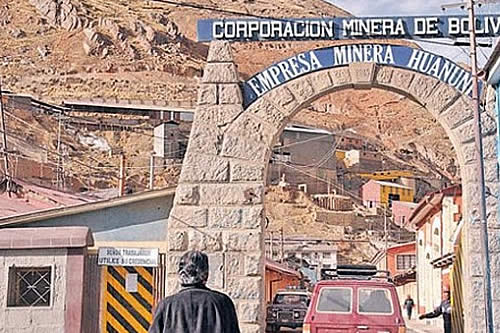 Fiscalía de Oruro solicita emitir informe pericial de explosión en Huanuni en 72 horas