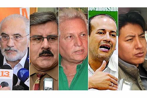 Mesa, Conade, cívicos y políticos forman Coordinadora de la Democracia