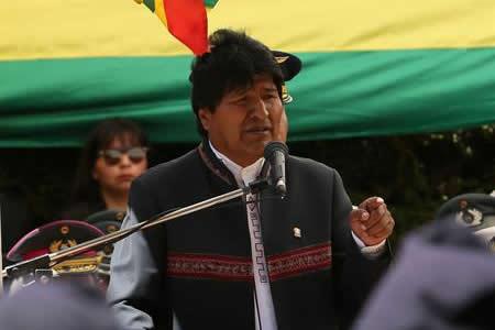 El 75 % de bolivianos reprueba reelección indefinida de Morales, según sondeo