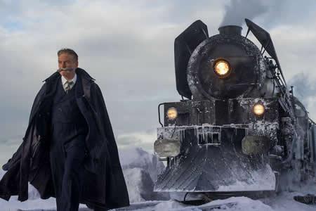 """Branagh mantiene la """"esencia de Christie"""" en """"Asesinato en el Orient Express"""""""