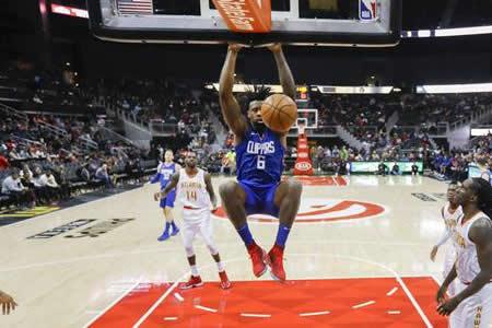 Griffin y los Clippers vuelven al camino de la victoria