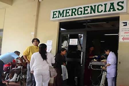 Paro indefinido en hospitales públicos por dura tipificación de la mala práxis