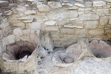 Hallan en Egeo un asentamiento de Edad de Bronce con técnicas avanzadas