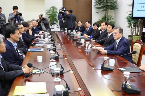Las dos Coreas ultiman preparativos para la histórica cumbre con optimismo