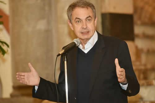 "Rodríguez Zapatero destaca ""gran transformación"" de Bolivia"