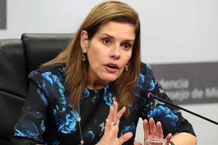 Odebrecht no financió campaña de Kuczynksi, afirma primera ministra de Perú