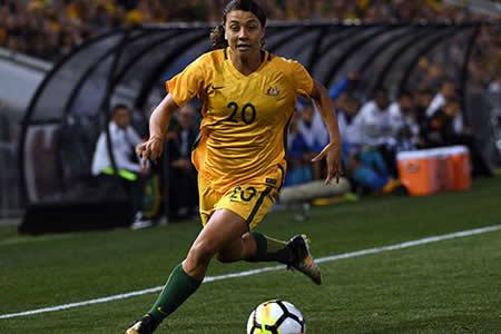 El gol de una futbolista australiana causa admiración en las redes