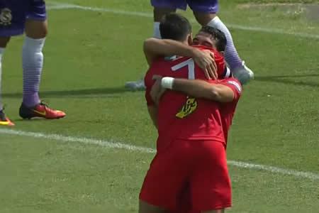Guabirá goleó a Real Potosí