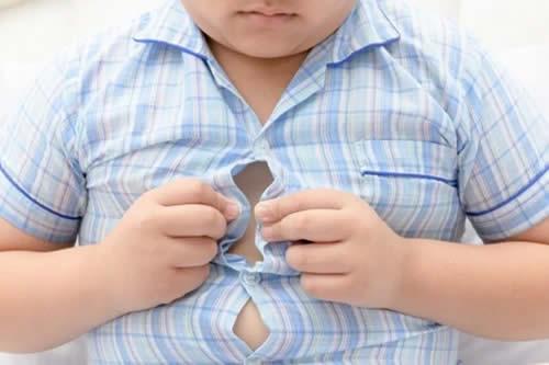 Niños obesos podrían padecer trastornos psiquiátricos