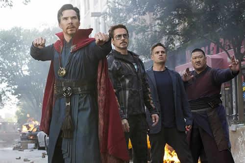 """Cumberbatch: """"Los superhéroes atraen al gran público a obras desconocidas"""""""