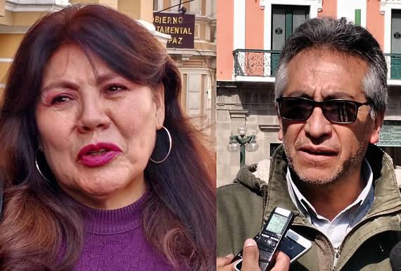 Piérola: Hay familias que cobran hasta Bs 60 mil/mes en sueldos del gobierno; Torrico la cuestiona