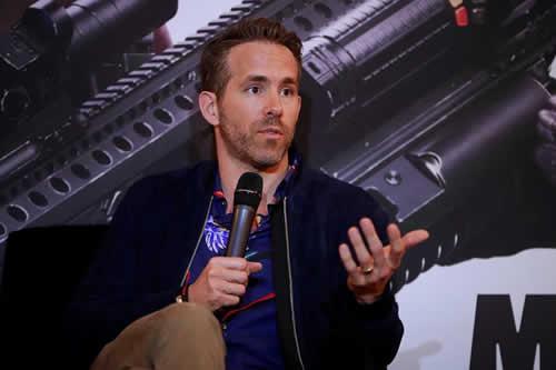 """Ryan Reynolds: """"Deadpool nunca será el tipo que trata de salvar el mundo"""""""