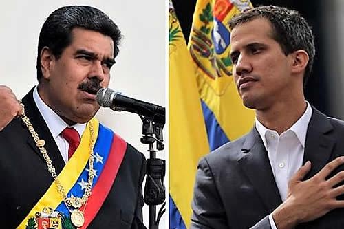 Maduro y Guaidó enviarán delegados a reunión en Oslo