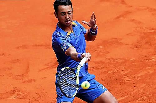 Dellien logra victoria imponente en debut de Roland Garros