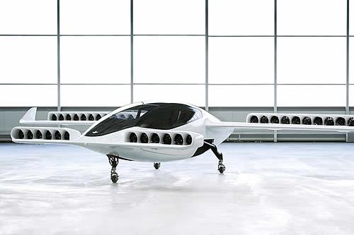 Anuncian el lanzamiento de taxis voladores en diferentes ciudades del mundo para el 2025