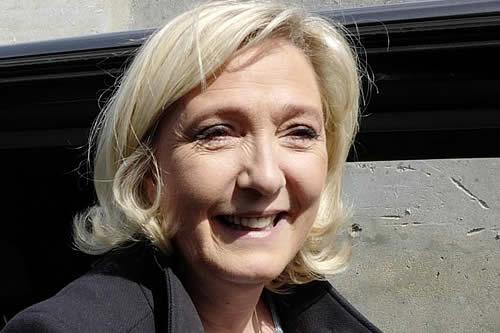 La extrema derecha de Le Pen se impone en las elecciones europeas en Francia
