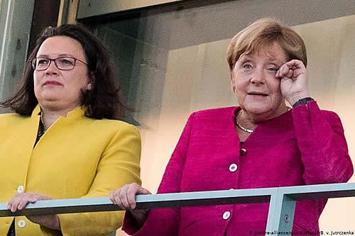 Futuro incierto para el gobierno de Merkel