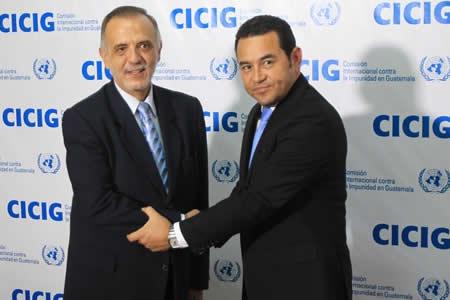 La corrupción, la pesadilla de Guatemala durante 2017