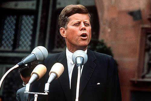 Cuando John F. Kennedy aseguró a una niña que Papá Noel estaba a salvo de los rusos
