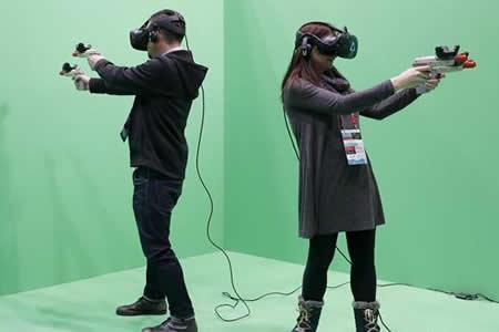 Realidad virtual, salud y robots, lo que triunfa entre los asistentes al MWC