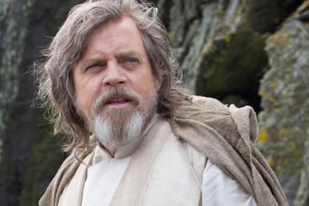"Mark Hamill lamenta su crítica a Luke Skywalker de ""Star Wars: The Last Jedi"""