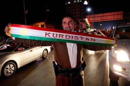 El Kurdistán iraquí, aislado por el rechazo de Bagdad a su referéndum