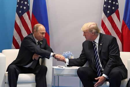 Rusia, el año de la victoria en Siria y el desengaño con Trump