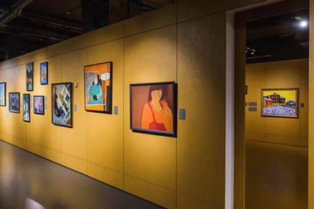 La Escuela de Vladímir, la revolución del color en la pintura soviética