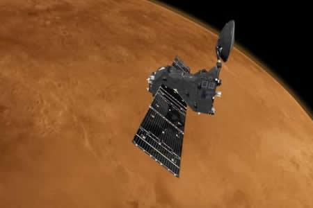 La misión europea ExoMars, lista para hacer ciencia y buscar metano en Marte