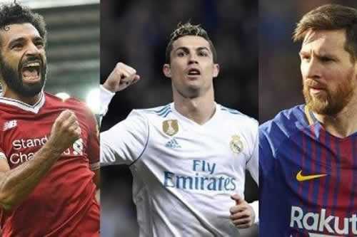"Ocho del Real Madrid, Messi y James, en la plantilla ideal de la ""Champions"""