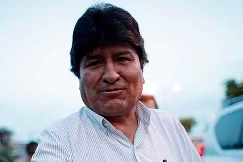 Fiscalía pedirá detención preventiva de Evo Morales e insistirá en activar sello rojo de Interpol