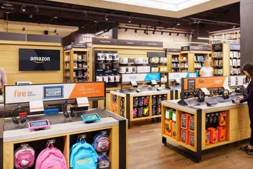 Amazon abre tienda física en Nueva York con sus productos mejor valorados