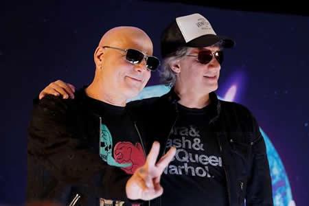 """Soda Stereo prevé nuevas """"sorpresas"""" aunque descarta sustituir a Cerati"""