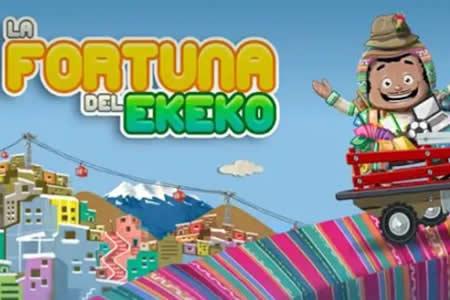 La Fortuna del Ekeko, un videojuego sobre la Alasita