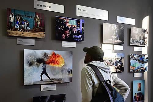 Concurso de Fotoperiodismo Andréi Stenin anuncia el jurado del 2019