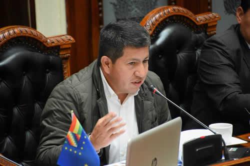 Sánchez: Iñiguazu, Astillero y San Telmo generarán una renta petrolera de $us 14.000 millones
