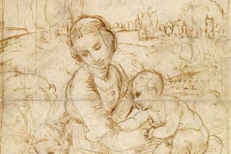 """Roma """"recupera"""" temporalmente """"La Virgen de Esterházy"""" de Rafael"""